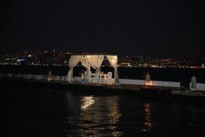 Karşıyaka Yelken Kulübünde Evlenme Teklifi Organizasyonu